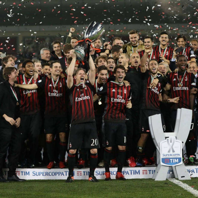 Become an AC Milan Player at the San Siro CharityDerby #3