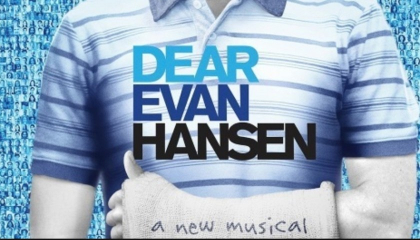 Two Tickets to Dear Evan Hansen on Broadway - NYC
