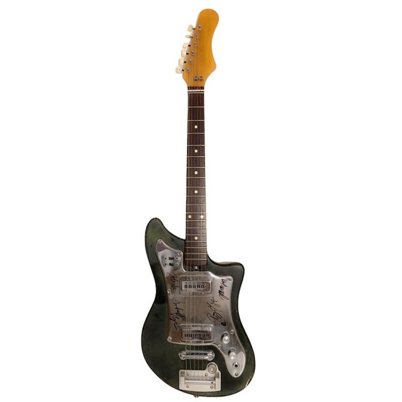 The Doors Signed Electric Guitar