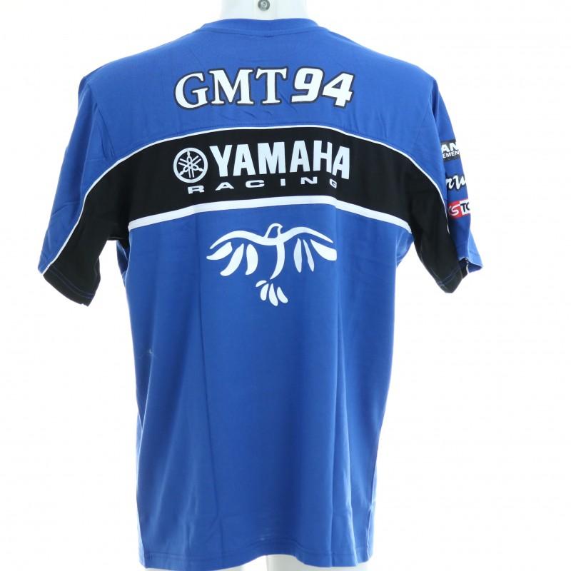 Official Yamaha Racing GMT94 T-Shirt - Size XXL