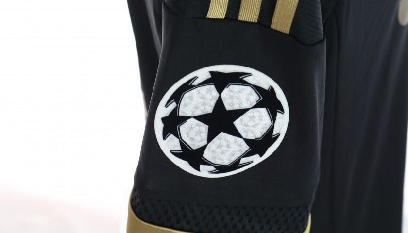 Pogba's Juventus Match Shirt, UCL 2015/16