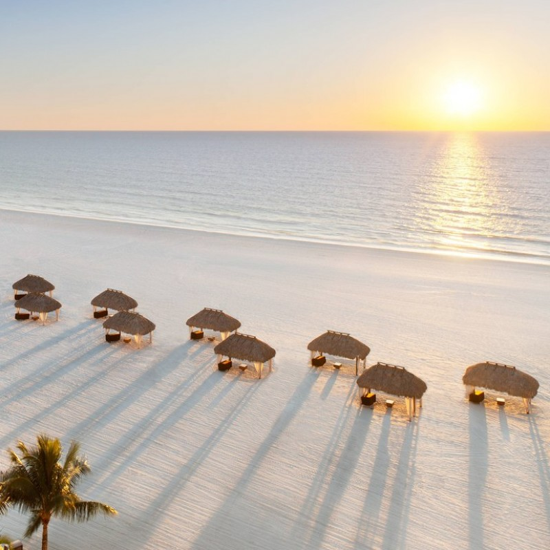 3 Nights at JW Marriott Marco Island Beach Resort, Plus Airfare