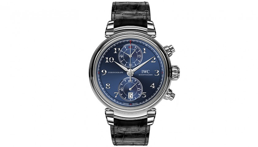 IWC Da Vinci Chronograph Edition