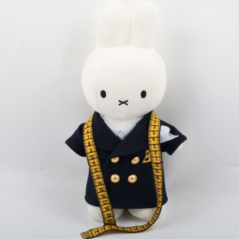 Miffy Wears Ermanno Scervino Junior - Limited Edition