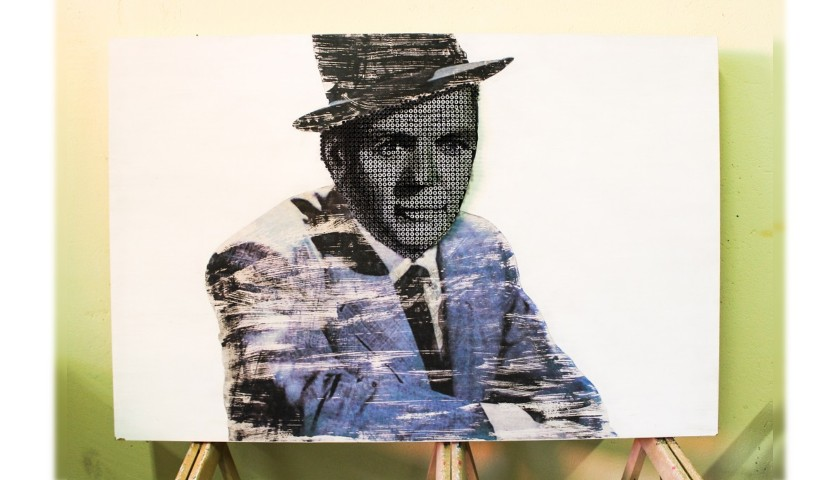 """""""Frank Sinatra"""" by Alessandro Padovan"""