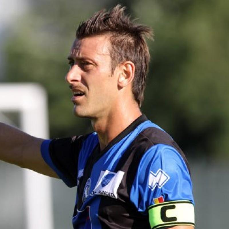 Bellini's Italy Match Shirt, Euro U21 2002