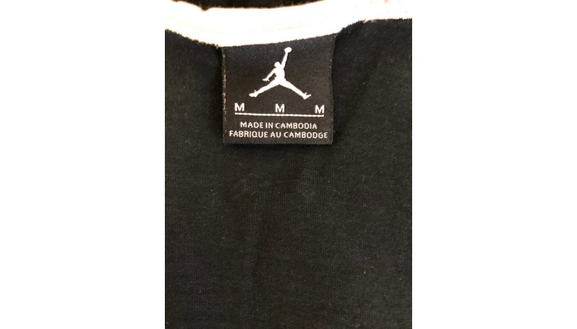 Official Air Jordan Jersey - Signed by Michael Jordan