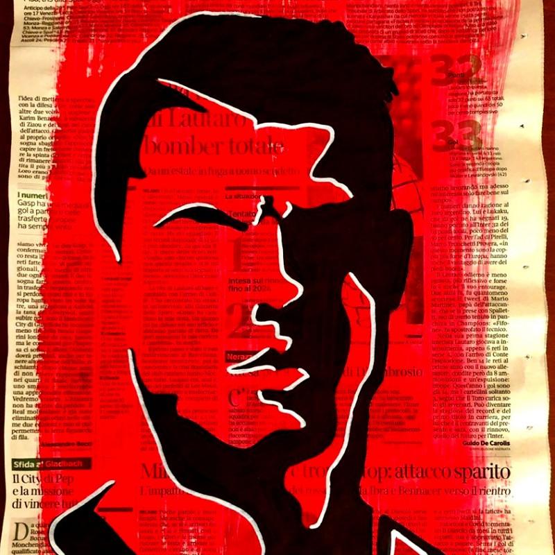 """Ronaldo - CR7"" Original Board by Riccardo Penati"