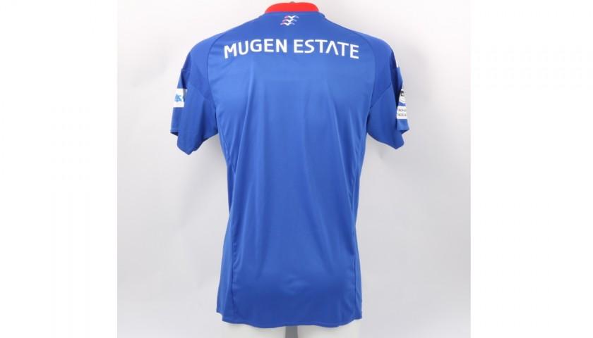 Official Yokohama F. Marinos Shirt Signed by the Team