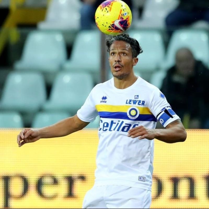 Bruno Alves' Shirt, Parma-Brescia 2019 - AC Parmense