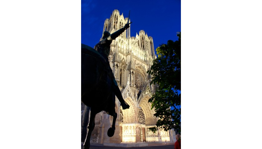 2 Nights in Reims for 2 People including Veuve Clicquot Tour