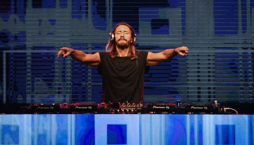 Showcase and Meet&Greet with Bob Sinclar in Milan
