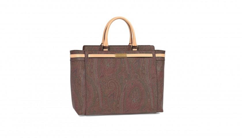 uk availability 0822e 9208e Etro Shopping Bag, F/W 2017/18 Collection - CharityStars
