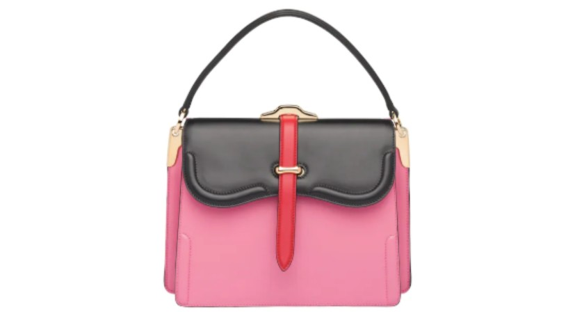 """Belle"" Handbag by Prada"