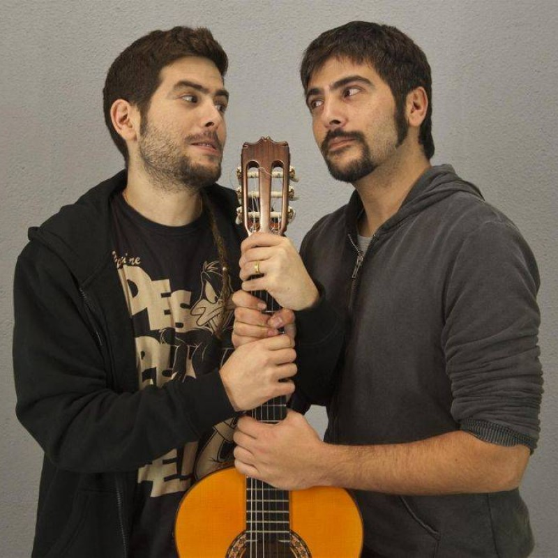 Meet Estopa and See them Perform at the Starlite Festival