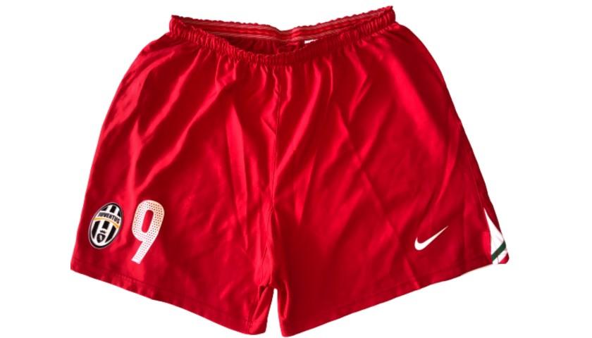 Ibrahimovic's Juventus Match Shorts, 2005/06