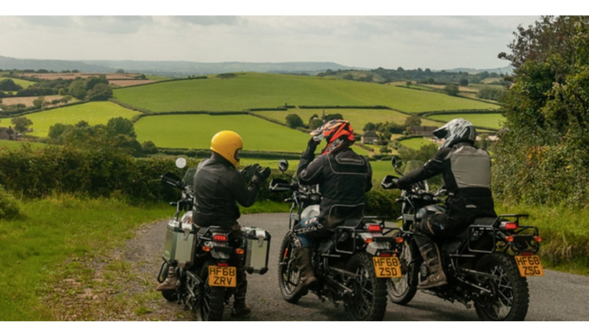 Motorcycle Experience Prize Draw