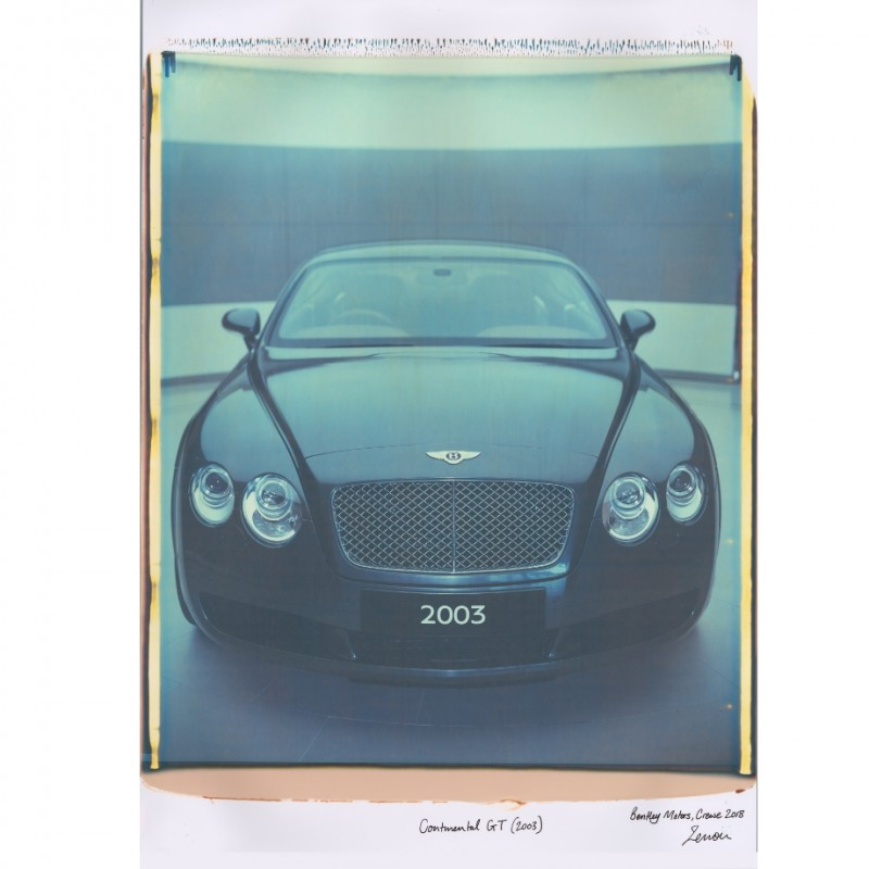 The Bentley Polaroid Collection