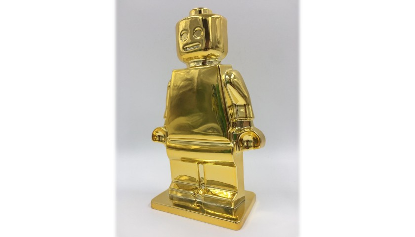 """Alter Ego Oscar"" - Sculpture by Alessandro Piano"
