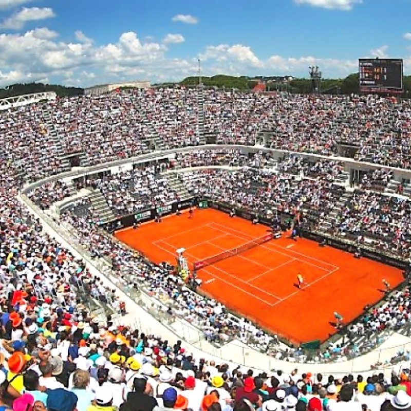 "1-day Package for the Italian Tennis Open ""Internazionali BNL d'Italia"" 2020"