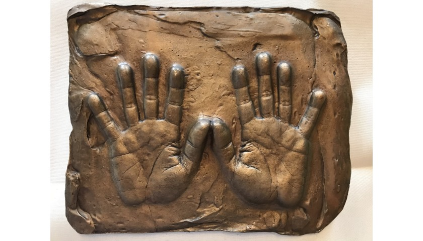 """Hands of Akon"" by Glenn Bracke"