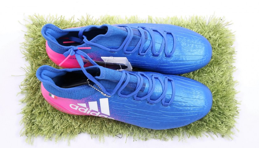 De Silvestri's Match-Issued Adidas Boots - 2016/17