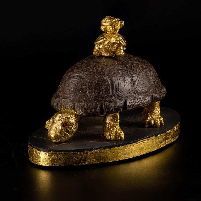 Ira Von Fürstenberg - Porphyry Turtle