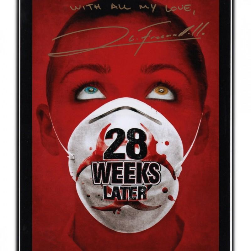 """28 Weeks Later"" - Photograph Signed by Juan Carlos Fresnadillo"