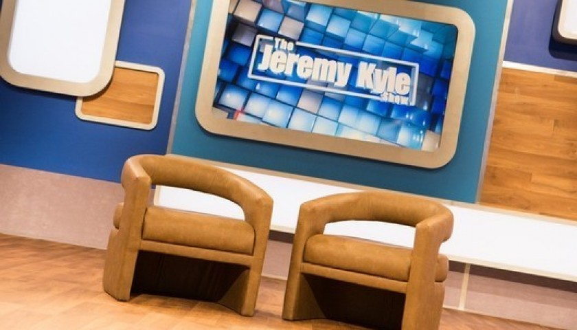 Join Jeremy Kyle for Lunch and a Live Show Experience