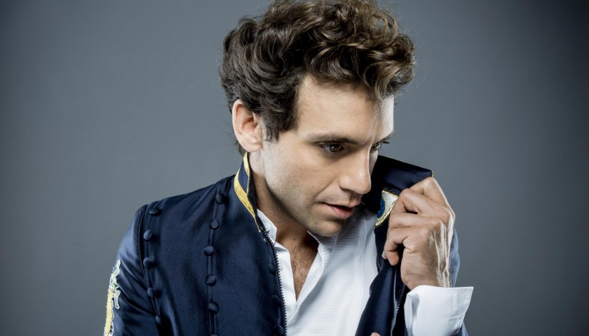 2 tickets for Mika Concert in Florence - 31st December