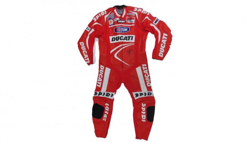 Ducati tuta Replica da Dovizioso autografata Andrea CharityStars 7wCxx5q0d