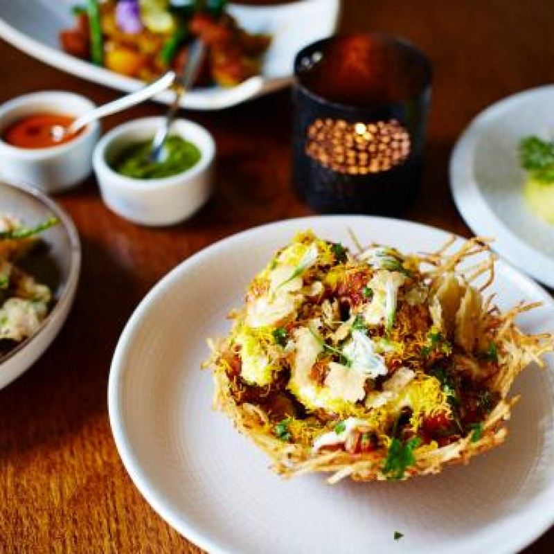 Indian Private Dining for 10 at the Michelin-Star Trishna