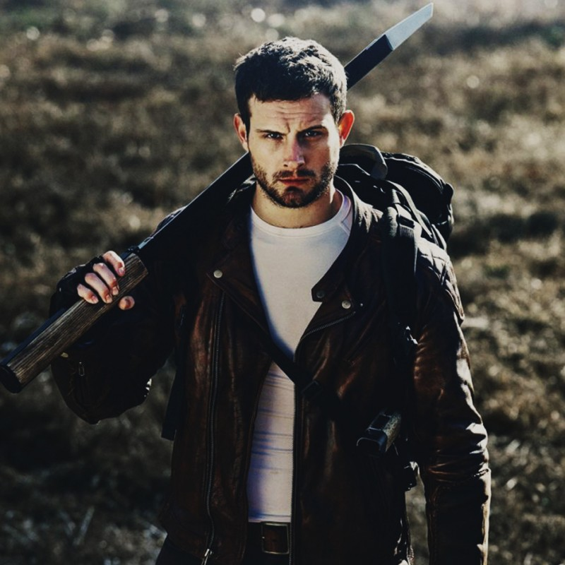 "Virtual Meet & Greet with Nico Tortorella of ""The Walking Dead"" and ""Younger"""