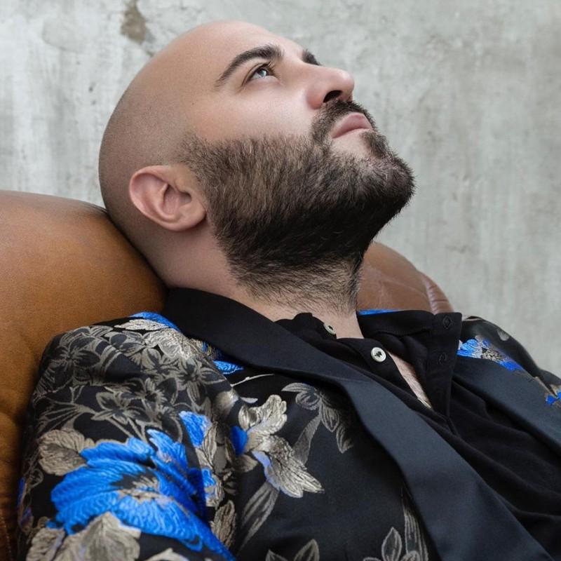 Chitarra personale di Giuliano Sangiorgi