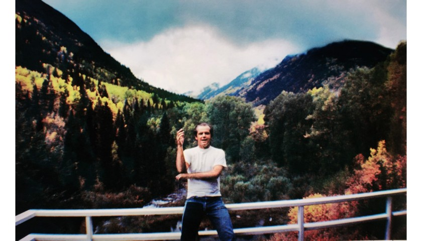 """Jack Nicholson"" by Bobby Klein"