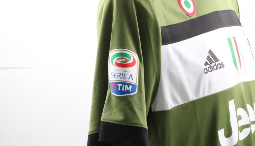 huge discount 1d587 cc38d Signed Official Dybala 2017/18 Juventus Shirt - CharityStars