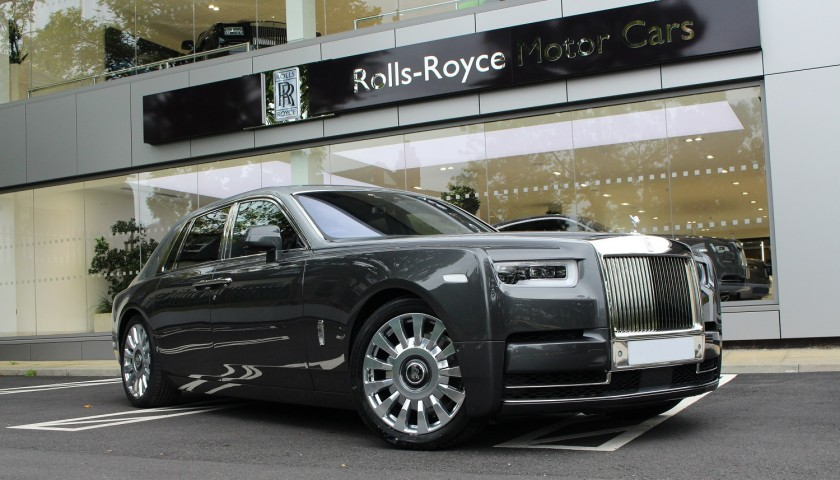 Roll-Royce Match Day VVIP Experience