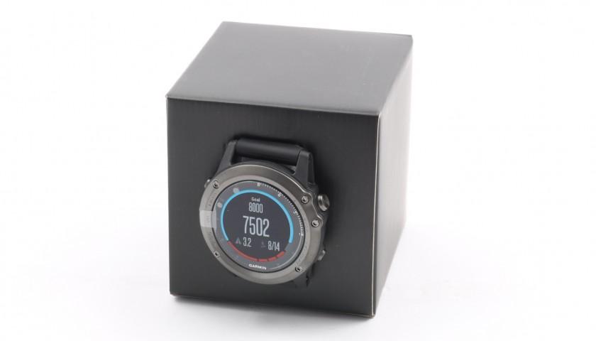 Fenix 3 HR Multisport Sapphire Watch by Garmin