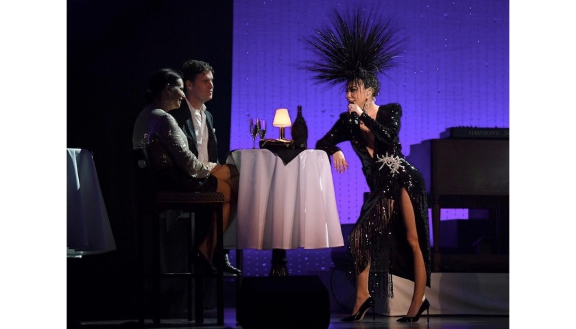 "Meet Lady Gaga and Sit On-Stage at her ""Jazz and Piano"" Residency in Las Vegas"