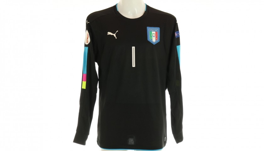 Giuliani's Italy Match Shirt, Euro Qualifiers 2017