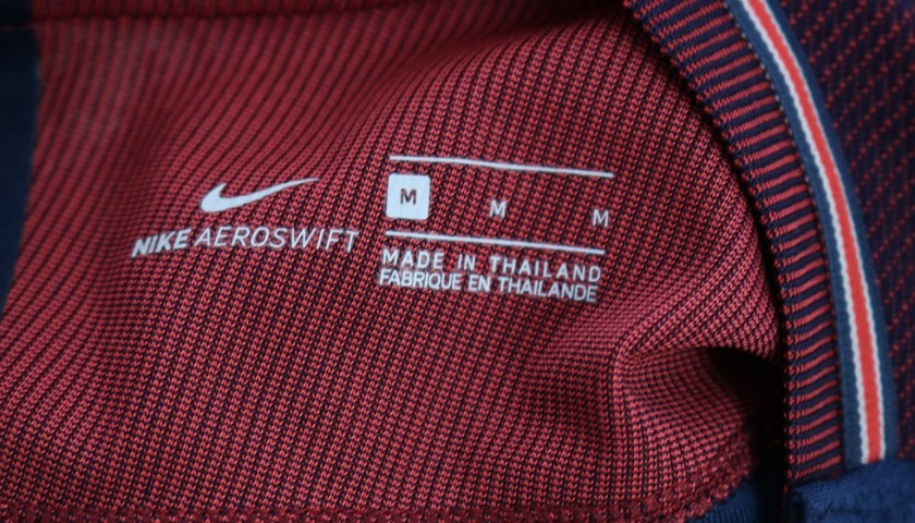 Neymar's PSG Match Shirt, UCL 2017/18
