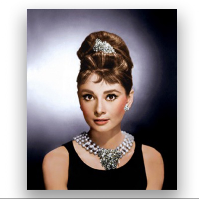 Original Audrey Hepburn Proof