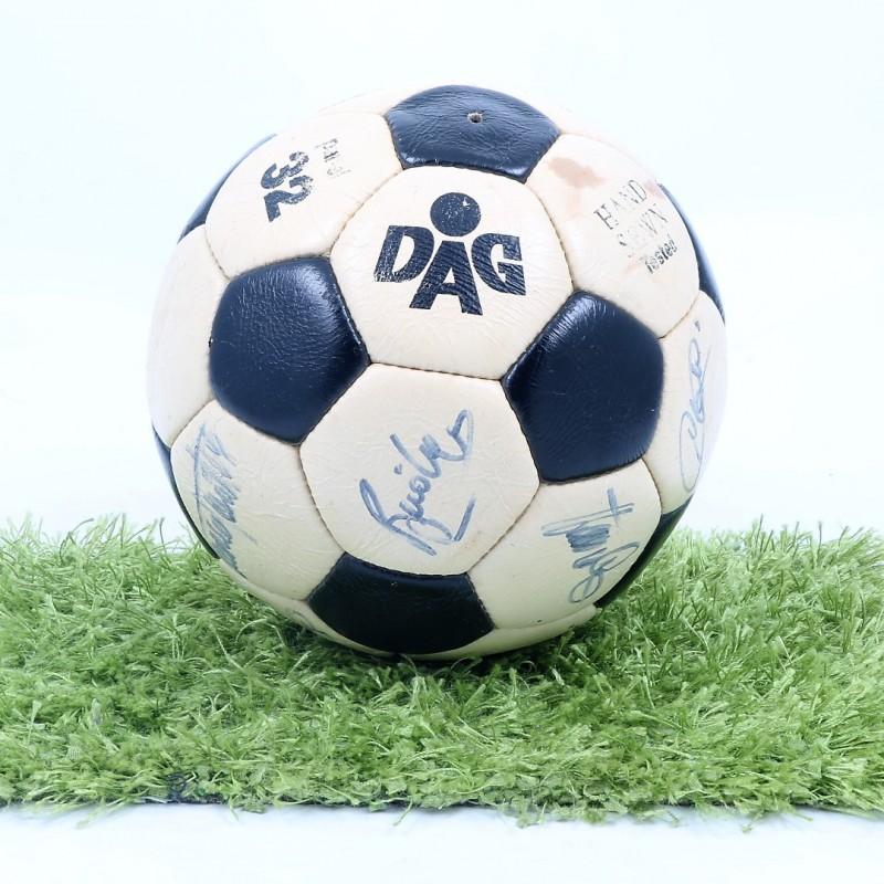 Signed Juventus 1983/84 Season Ball