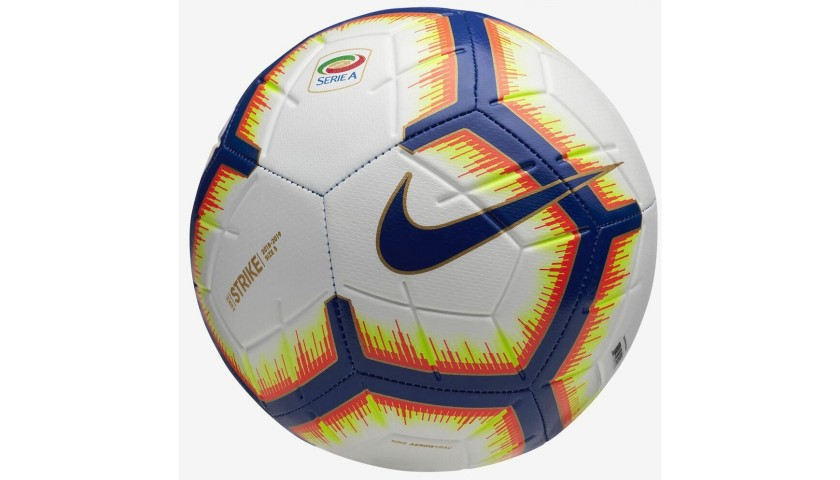 Official Serie A 2018/19 Football - Signed by Cutrone