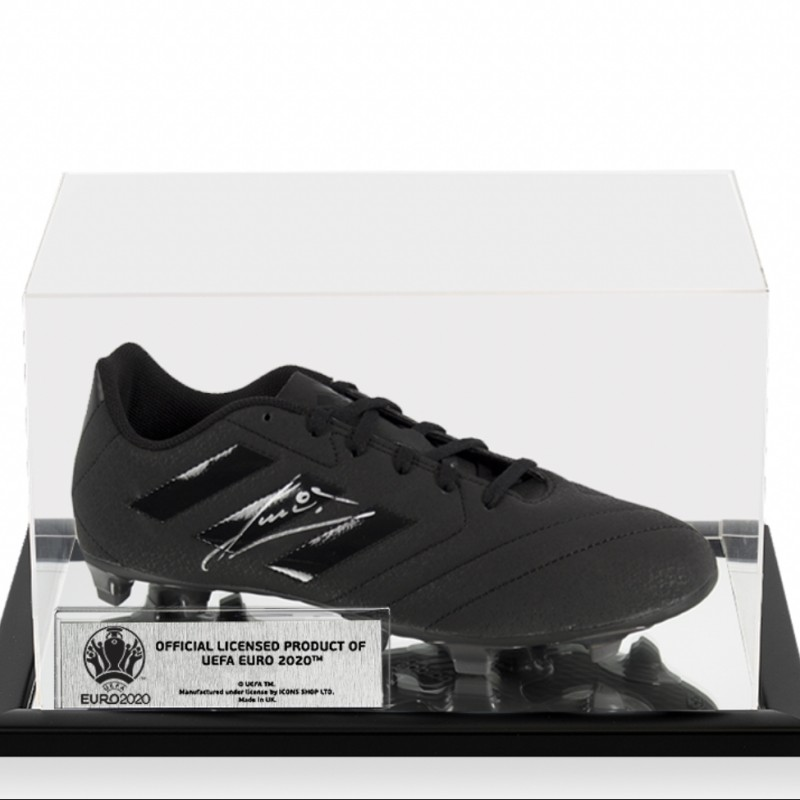 Gullit's Adidas Signed Boot - Official UEFA EURO 2020