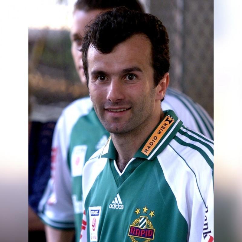 Savicevic's Rapid Vienna Match Shirt, 1999/00