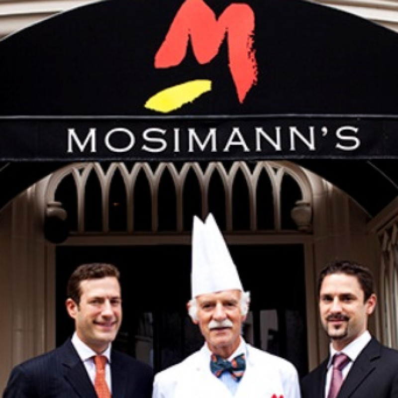 Luxury Dinner For Two In The Montblanc At Mosimann's London ** Michelin Restaurant