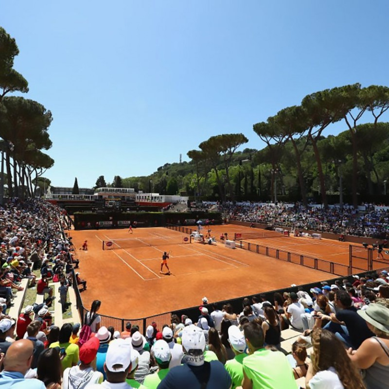 Tickets for the Italian Tennis Open + Hospitality   19/05/2019