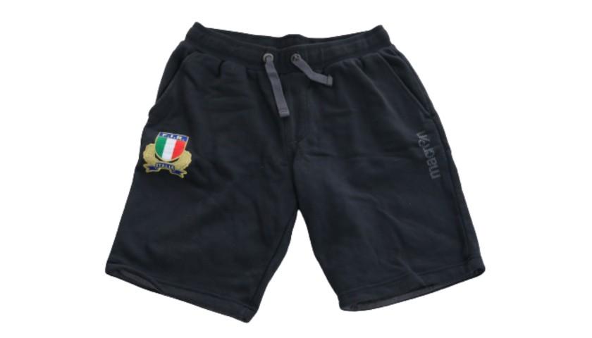 Ian McKinley's FIR Worn Shorts, 2017/18