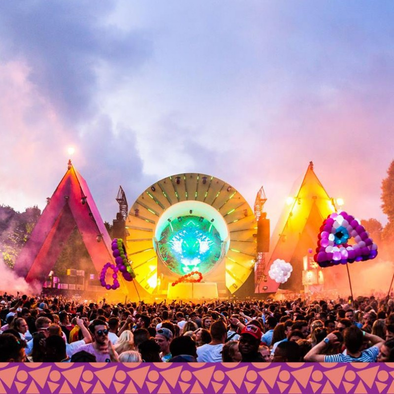 4 Weekend Tickets for Amsterdam Open Air 2020